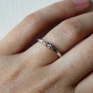 Diamond Ocean Ring