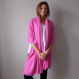 100% Cashmere Wrap Shawl - gifts for mothers