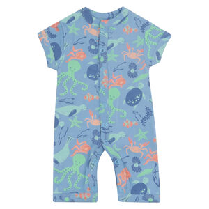 Save Our Seas Shortie Romper