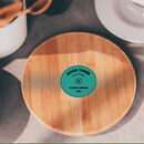 Personalised Bamboo Record Cutting Board
