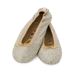 Holistic Silk Massaging Slippers - massage & aromatherapy