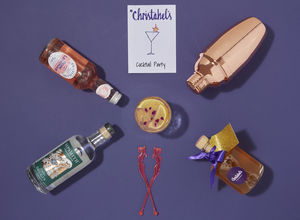 Christabel's Mocktail Kit 'Flirt'