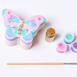 Butterfly Trinket Box Craft Kit