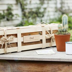 Personalised Cactus Say It With Spikes Gift - gifts for fathers
