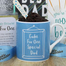 Mug Cake For One Special Dad