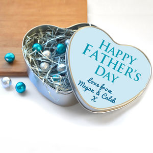 Fathers Day Chocolate Tin