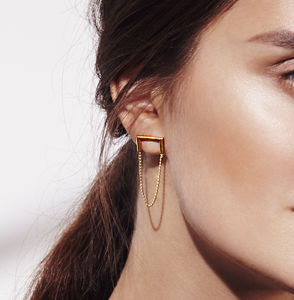 Industria Earrings - gifts for her