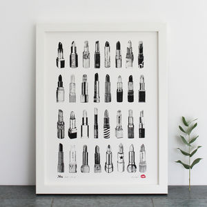 Steal A Kiss Print - gifts for teenage girls