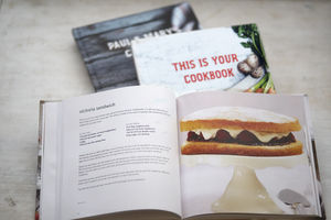 Your Personalised Baking Cookbook - 30th birthday gifts