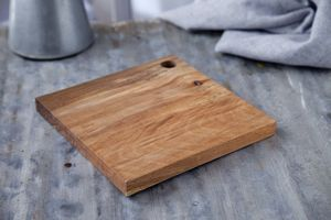 Beech Square Serving Board