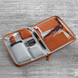 First Class Travel Tech Case - gifts for her