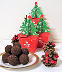 Christmas 'Free From' Snacks Four X Stocking Fillers - chocolates & confectionery