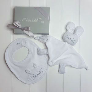 French Designer Two Piece Baby Gift - new gifts for babies