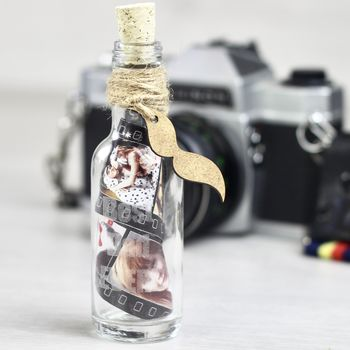 Photo Real Memory Bottle