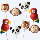 Jungle Animal Cake Pop Set