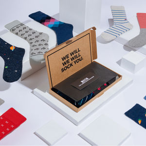 Sock Subscription - accessories