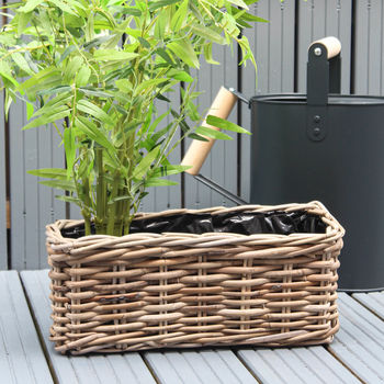 Kubu Window Box Planter