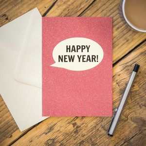 Happy New Year Card - cards & wrap