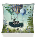 Flight Of The Stag Cushion