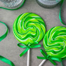 Gin Alcoholic Lollipop And Chocolate Set