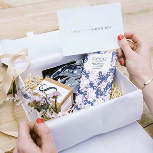 'Off Duty' Gift Box - best mother's day gifts