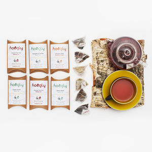 Luxury Selection Mini Pack Of Hygge Teas - tea & infusions