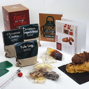 Make Fudge At Home Theme Kits - make your own kits