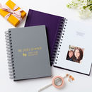 'The Story Of Mum' Hidden Photo Notebook
