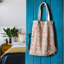 Liberty Print Shopping Bags