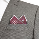Luxury Versatile Men's Pocket Square For All Occasions