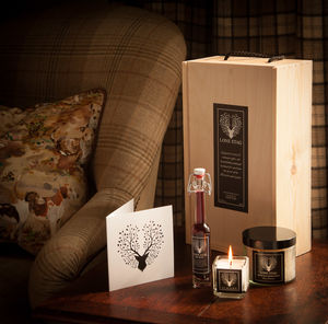 Gin Infusion Blackcurrants Coffee And Treats Box - wines, beers & spirits
