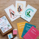 The Little Pack Of Positivity Animal Flash Cards