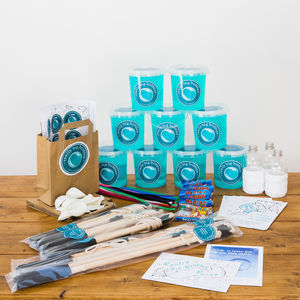 Bubble Party Pack For 12 Guests