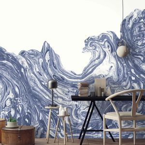 High Tide Wall Mural - wallpaper
