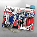 Features Of London A5 Notebook