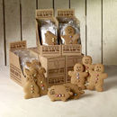 Box Of 12 Gingerbread Treats
