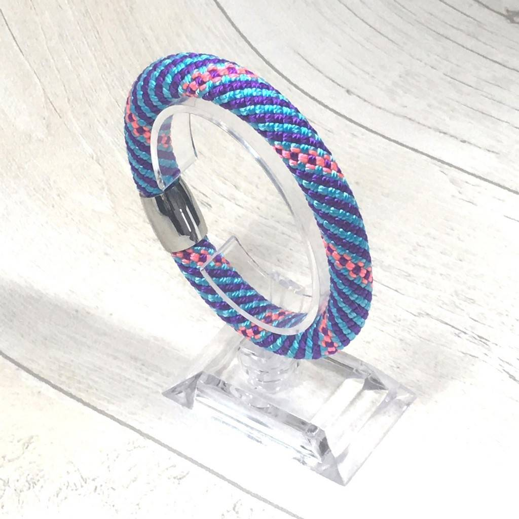 buddhist lucky bracelet tibetan products handmade rope color knots mcb multi