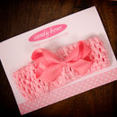 Baby Headband And Bow