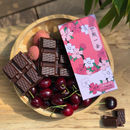 Gift For Friends Luxury Chocolate Cherry Blossom