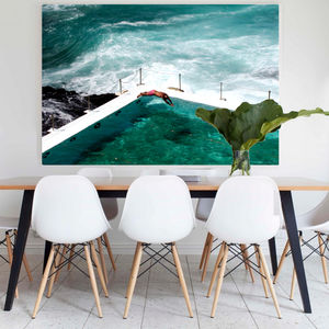 Bondi Life, Canvas Art - activities & sports