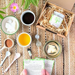 Make Your Own Body Scrub Kit - gift sets