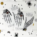Halloween Skeleton Hand Party Napkins
