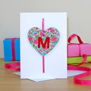Decorative Heart Card