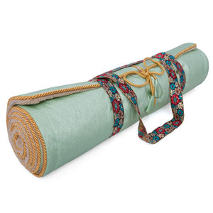 Holistic Silk Yoga Rug Mat