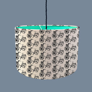 Bike Lampshade Mix And Match - lampshades