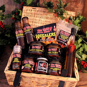 The Chilli Lovers Hamper - hampers