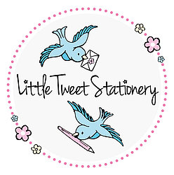 Little Tweet Stationery