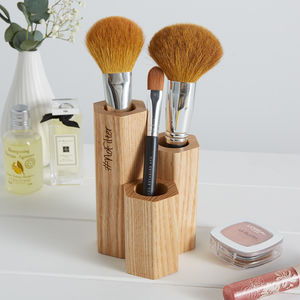 Personalised Makeup Brush Holder