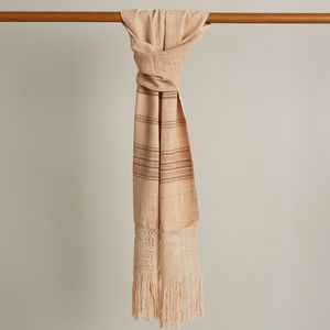 Soft Organic Banana Scarf - whats new