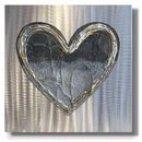 Metal Love Hearts Set
